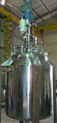 REACTOR, CHEMICAL REACTOR MANUFACTURER, SUPPLIER AND EXPORTER OF REACTOR, CHEMICAL REACTOR